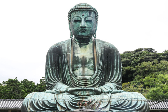 The Great Buddah, Kamakura, Japan